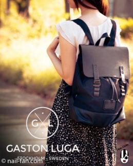 今話題の女子旅リュック Gaston Luga ガストンルーガ プローペル 開封レビューと感想